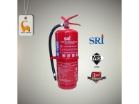 Sri Bomba Cert 9kg Fire Extinguisher ABC Dry Powder (SIRIM Approved) For Household Office Factory School Commercial Industry Pemadam Api Untuk Bangunan Kilang Sekolah LittleThingy